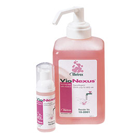 VioNexus Foaming Soap PINK with vitamin E, Gentle Foaming Soap with a Refreshing Plumeria-Apple