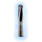 Midwest FG #1157 Straight Dome Plain Carbide Bur, clinic pack of 100 burs
