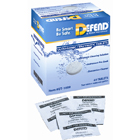 Defend Ultrasonic Cleaning Tablets - 64 Tablets/Box, 2 tablets/1 gal