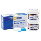 Defend Putty - REGULAR Set, Base & Catalyst. VPS Impression Material, Super Hydrophilic. Work Time