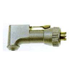 ND Midwest-type Head Attachment for Contra Angle, Swing-latch, Ball