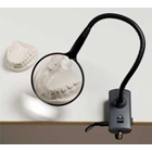 Attach-A-Mag LARGE. LED Lighted, fully-adjustable, flexible arm