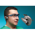 Bryte-Syte LED Clip On Ear Light - Low Power, easily slips over the ear for hands-free lighting