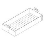 Pelton & Crane Type Pelton & Crane Small Instrument Tray, Stainless Steel, 6-1/2