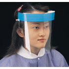 Plasdent Disposable Full Face Shields With Foam Forehead Bumper, 13