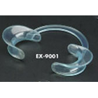 EXTND Cheek Retractor - Handsfree Child Clear 2/Pk. Autoclavable