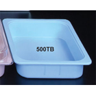 Plasdent Operation Tub BLUE 9-3/8