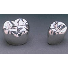 Iso-Form #L-68 Lower Right 1st Molar Tin-Silver Alloy Temporary
