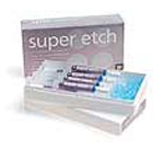 Super Etch 10 x 2 mL Syringe Kit. 37% Phosphoric Acid Etch Gel, Bulk Kit: 10 - 2 mL (2.5 gram)
