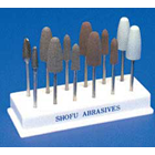 Shofu Dental Acrylic Polishing Kit HP - Plastic, Package of one 84-T and one 70-A HP carbide bur