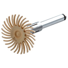 Sof-Lex Spiral Finishing Wheel Refill pack, Fine Beige 1/2