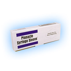 Pinnacle Syringe Sleeve WO - 2.50