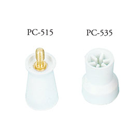 TPC Advanced Technology Screw Type Prophy Cup Webbed / White. High-quality, best-value disposable