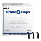 Grandio A2 Caps Refill - Universal Nano-Hybrid Restorative (class I to V), Light-Cure. Box of 20