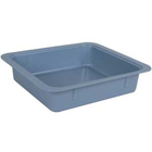 Zirc Procedure Tub - Blue, 12-1/4