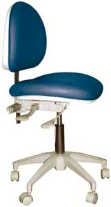 TPC Advanced TechnologyMirage Doctor's Stool.  Di