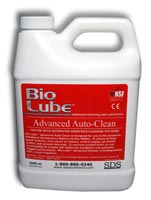 Bio Lube Advanced Auto-Clean for Automatic Handpiece Maintenance Stations, 1000 mL Bottle. Advance