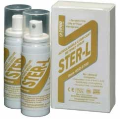 "Defend Ster-L Ster-L Handpiece Cleaner & Lubricant - ""Synthetic Hydrocarbons"" Provide"