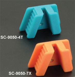 EXTND Silicone Mouth Props, Medium (Child), Turquoise, Autoclavable and Dry Heat to 500F , Box
