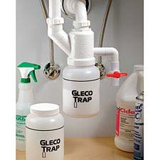 Gleco 19 oz. Replacement Trap Bottles 6/Case