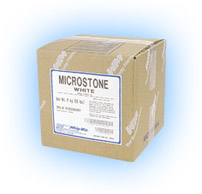 Microstone Microstone, Golden Regular Set, 50 Lb. Box