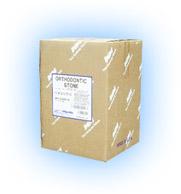 Orthodontic Stone White Stone, Regular Set, 50 Lb. Box