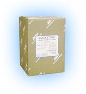 Quickstone Buff Stone, Regular Set, 25 Lb. Box
