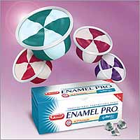 Enamel Pro Coarse Mint Prophy Paste with Fluoride and ACP (Amorphous Calcium Phosphate), Box