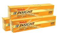 Kodak Insight IP-22 Double Intraoral X-Ray Film Super poly soft