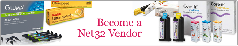 Become a Net32 Vendor