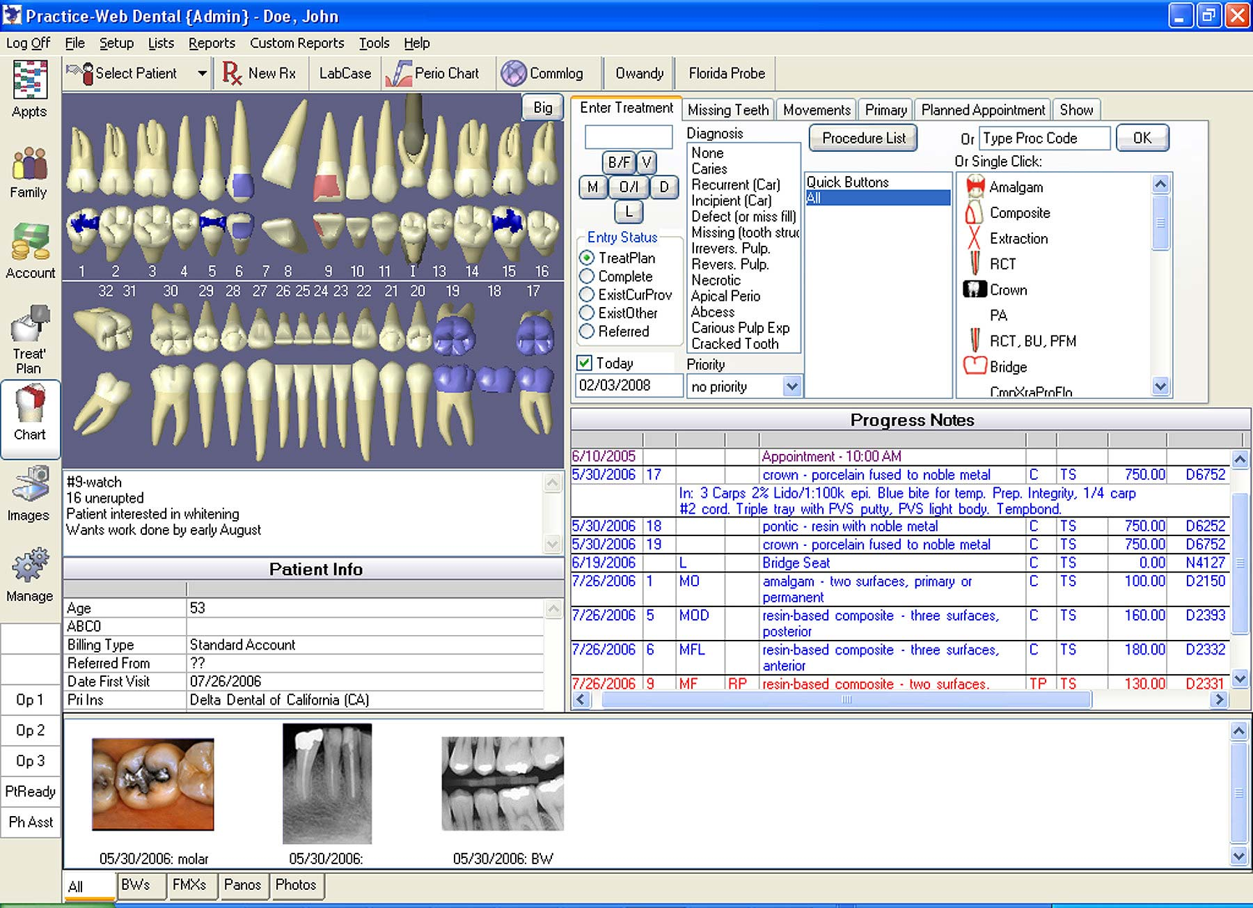 Practice Web Is An Advanced Dental Software Designed For