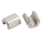 TOL Crimpable Split Archwire Stop 10/Pack. Prevent wires from sliding