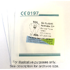 TOL Copper 27 Cu-NiTi Archwire - 0.016 Natural Form (Round) Upper 5pcs/pkg. FDA