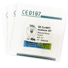 TOL Copper 35 Cu-NiTi Archwire - 0.012 Natural Form (Round) Upper 5pcs/pkg. FDA