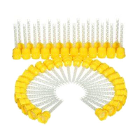 Garant Mixing Tips - Yellow, Package of 50 Tips. #71452