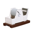 3M ESPE Autoclave Tape Dispenser with weighted base and Tabber. Capable