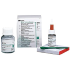 Ketac-Cem Intro Pack - Glass Ionomer Luting Cement, 12 mL Liquid, 33 Gm. Powder and Mixing Pad