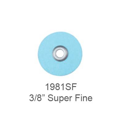 Sof Lex F Amp P Discs Superfine 3 8 Quot Pop On Urethane