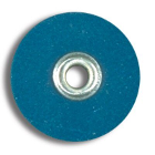 "Sof-Lex F&P Discs - Medium 3/8"", Pop-On, Urethane"
