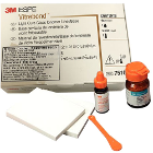 Vitrebond Introductory Kit EXPORT PACKAGE - Light-Cure Glass Ionomer Liner/Base