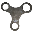 A1 Handpiece Specialists Back Cap Wrench to fit NSK TiMax X500, X600 and X700