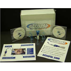 Accupal Palatal Injection Kit for Sensitive Patients, Conditions intra-oral tissue to receive