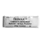 Trimax Premolar Tip Refill for Composite Instrument, Refill Contains: 60