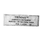 Trimax Large Molar Tip Refill for Composite Instrument, Refill Contains: 60