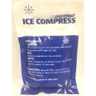 "All-Temp Instant ice compress - single use, small 4"" x 6"", case of 36"