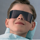 Protect-A-Lens Smoke Disposable Patient Protective Eyewear. One size fits all