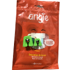 Angie Adjustable mouth props - small & large, soft. 2/pk, green. Special model