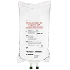 B. Braun Sterile Water for Irrigation, 3000 mL bag. Sterile Water of Irrigation
