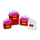 "BD Nestable Sharps Containers Sharps Container Multi-Use Nestable, 11.5"" x"
