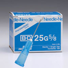 BD General Use Sterile Hypodermic Needle. 20 G x 1/2